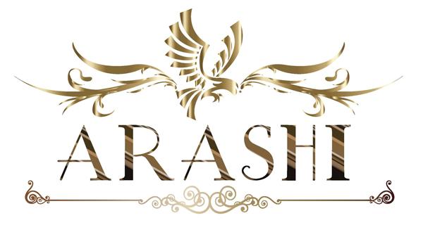 ホストクラブ「ARASHI(アラシ)」のロゴ画像